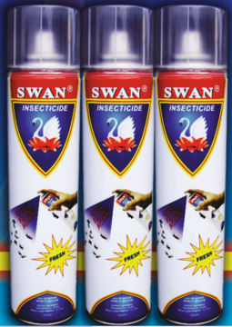 SWAN ALL PURPOSE INSECTICIDE SPRAY