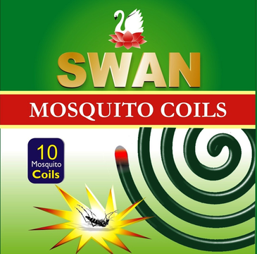 SWAN GREEN MOSQUITO COIL