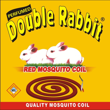 DOUBLE RABBIT RED MOSUITO COIL